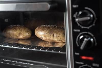 Perhatikan suhu oven