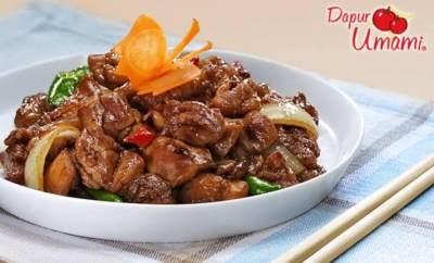 3. Resep Ayam Teriyaki