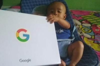 Unik Banget! Ibu Ini Memberi Nama Bayi Laki-lakinya 'Google'