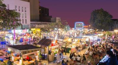 2. Ploen Ruedee Night Market