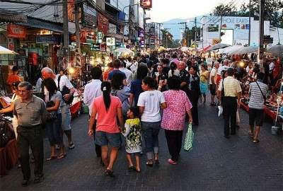 1. Wua Lai Walking Street