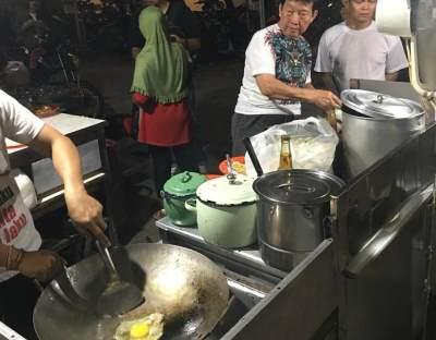 Sejarah Nasi Ayong 999