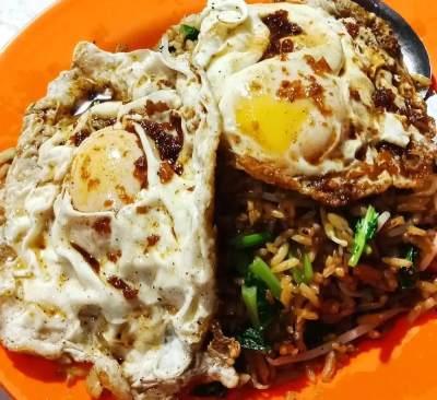 Resep Nasi Telur Ayong yang Fenomenal