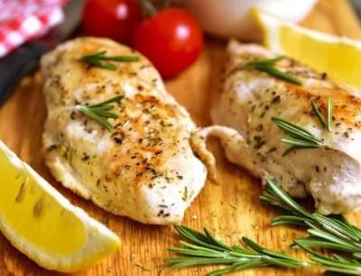 5. Dada Ayam