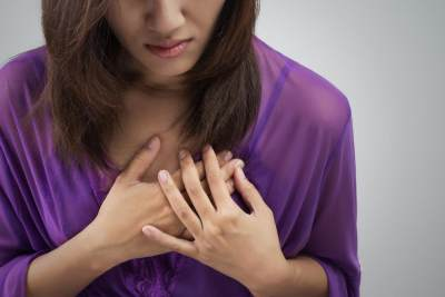 1. Penyakit Jantung