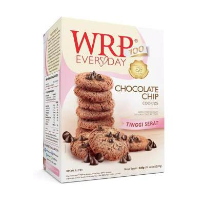 2. WRP Chocolate Chips Cookies