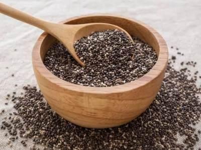 1. Chia Seeds