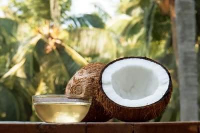 1. Bawang Bombay dan Minyak Kelapa