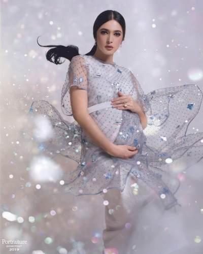 Umumkan Hamil 6 Bulan, Nabila Syakieb Tetap Langsing dan Makin Cantik