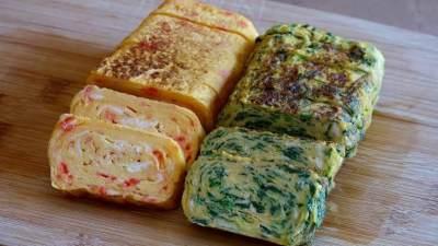 3. Tamagoyaki