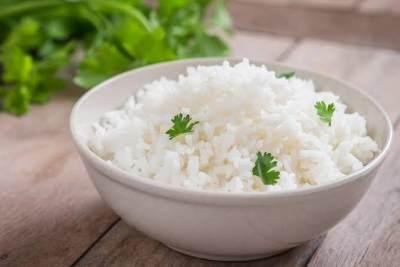 1. Nasi Putih