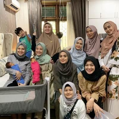 Lahirkan Bayi Kembar, Impian Ratna Galih Punya Anak Perempuan Akhirnya Terwujud