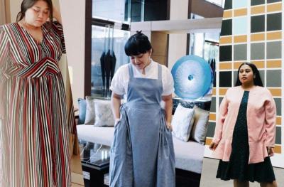 Inspirasi Mix and Match Outfit untuk Wanita Plus Size Ala Influencer, Keren-keren Moms!