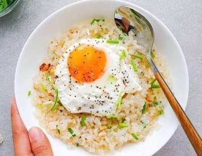 Cara Memasak Nasi Shirataki