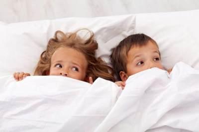 Tanpa Disadari, 5 Hal Ini Jadi Penyebab Anak Susah Tidur