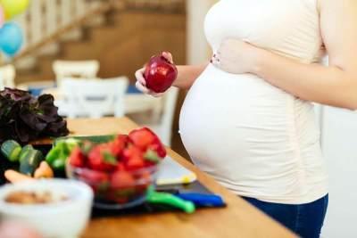Pola Makan Baik Saat Hamil