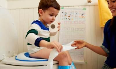 Tanda Anak Siap Toilet Training, Perhatikan 3 Hal Ini Ya Moms!