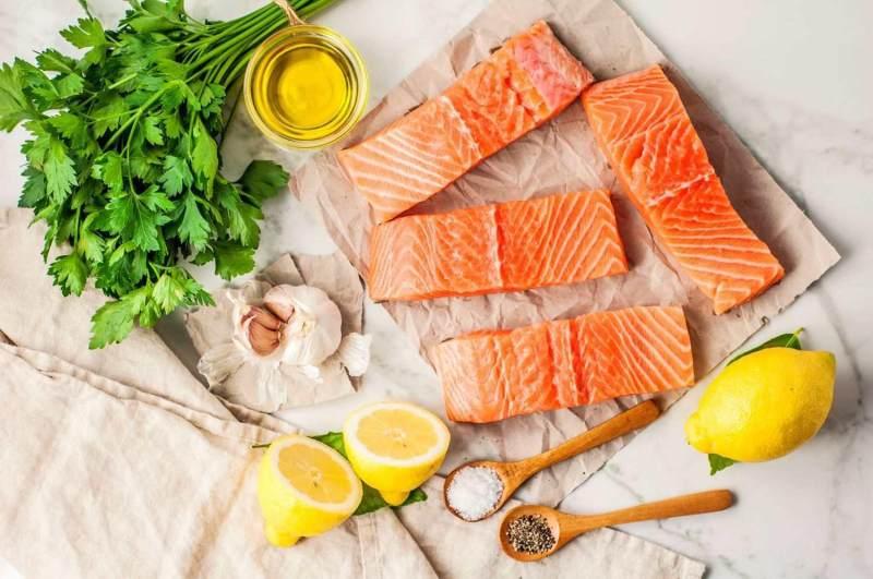 Kaya Omega 3 Intip Manfaat Dan Resep Mpasi Ikan Salmon Untuk Si Kecil