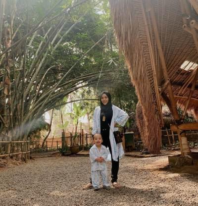 Mengintip Foto Babymoon Kedua Rachel Vennya di Bali, Makin Spesial Bersama Xabiru!