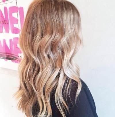 Blonde Creamy