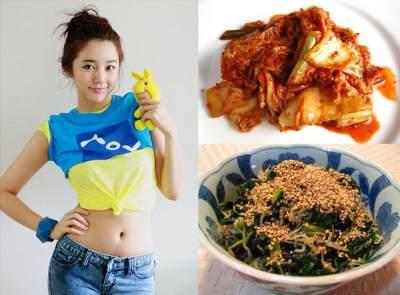 Diet Ala Yoon Eun Hye