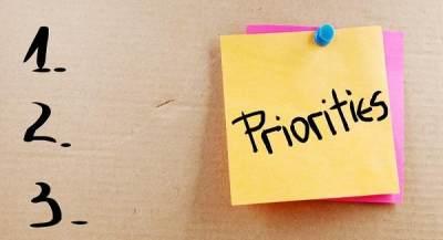 Buat Prioritas Keuangan