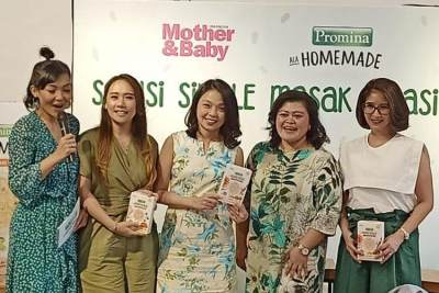 Anti Ribet Kaya Gizi, Masak Bubur MPASI Promina Homemade Untuk Si Kecil Yuk, Moms!