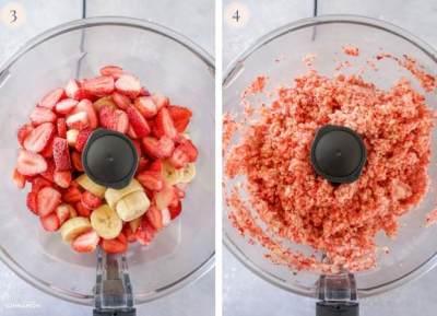 Resep Es Krim Pisang Strawberry, Bikin Sendiri Untuk Cemilan Anak Yuk, Moms!