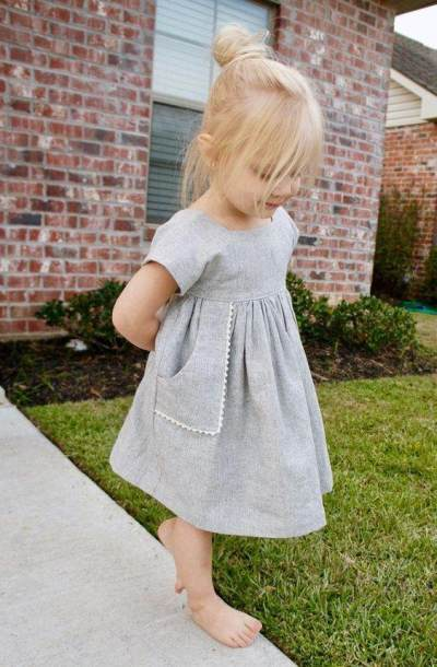 Tips dan Inspirasi Memilih Dress Cantik Untuk Anak Perempuan Usia 2 Tahun