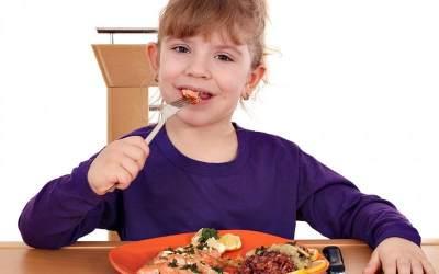 6 Makanan yang Bagus Untuk Melindungi Anak dari Radikal Bebas