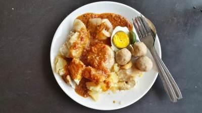Resep Siomay Kaki Lima Versi Rumahan, Gak Kalah Lezatnya Kok, moms!