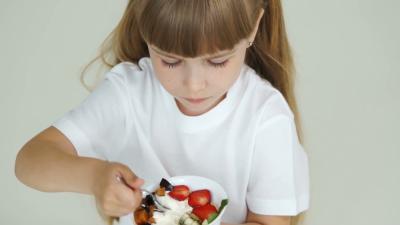 Campurkan dengan Makanan yang Disukai Anak