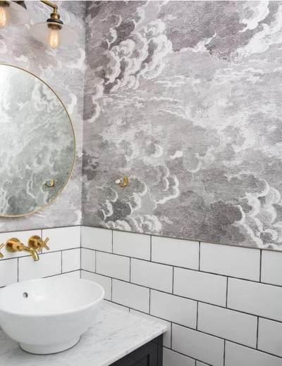 Tips Memilih Warna dan Motif Wallpaper Untuk Rumah Minimalis