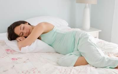 Tidur mendengkur saat hamil