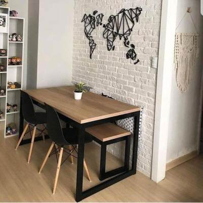 Biar Gak Boros Tempat, Ini Tips Memilih Meja Makan Untuk Ruangan Kecil