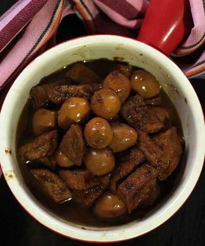Resep Nasi Uduk Khas Betawi, Lengkap dengan Semur Hingga Sambal Kacangnya!