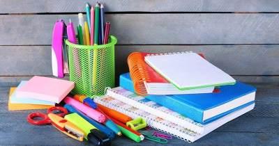 2. Siapkan Peralatan Sekolah Bersama