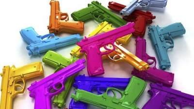 Hindari Mainan yang Mengandung Kekerasan