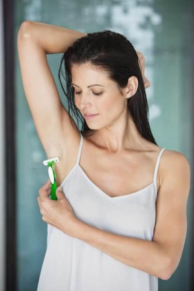 Tips Mencukur Bulu Ketiak, Ini 5 Langkah Agar Kulit Tak Menghitam