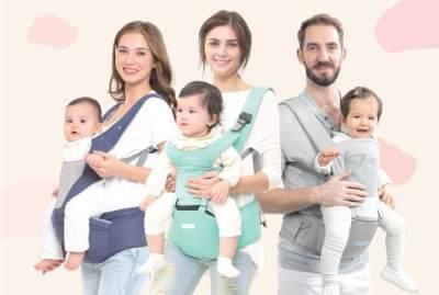 5 Rekomendasi Gendongan Bayi Berbagai Tipe yang Aman dan Nyaman