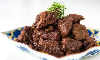 Resep Rendang Daging Khas Padang, Bikin Sendiri Di Rumah Yuk!