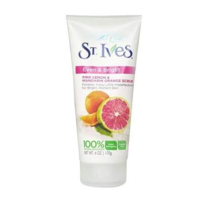 ST. Ives Skin Pink Lemon & Mandarin Orange Scrub