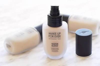 Make Up For Ever Water Blend Face and Body Foundation