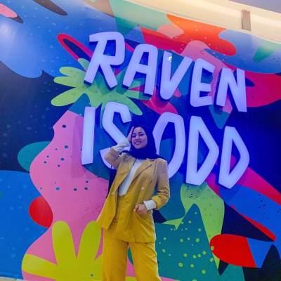 Lebih Dari Sekedar Instagramable, Raven is Odd - Rachel Vennya Angkat Isu Kesehatan Mental