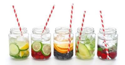 Bantu Program Diet, Ini 5 Rekomendasi Infused Water Untuk Menurunkan Berat Badan