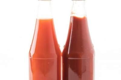 Saus Tomat dan Saus Sambal Botol