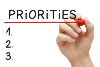 Buat Prioritas