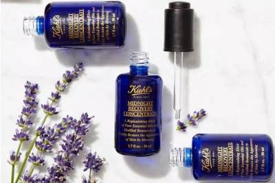 Review Kiehl's Midnight Recovery Concentrate, Serum Wajah yang Ampuh Atasi Penuaan Dini