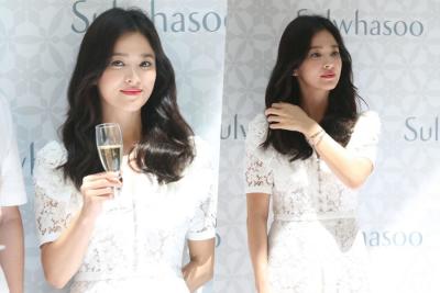 5 DIY Skincare Korea Alami ala Song Hye Kyo, Rahasia Kulit Glowing dan Awet Muda