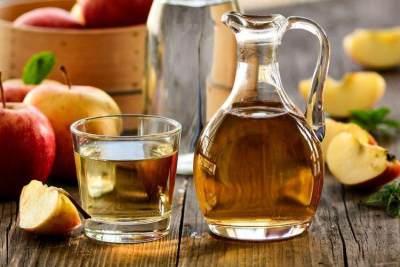 3. Listerine dan Cuka Apel